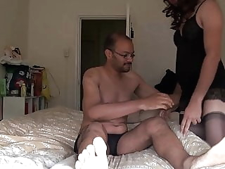 Interracial tranny love (bareback & creampie) episode 2 bareback (gay) crossdresser (gay) daddy (gay)