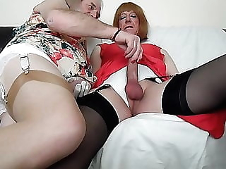 Ginny and Joanne Cockplay 2 amateur (gay) big cock (gay) blowjob (gay)