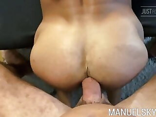 Fuck The French - Manuel Skye & Valentin Amour amateur bareback big cock