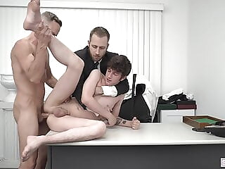 Missionary Boys - The Anointing Ritual bareback big cock daddy