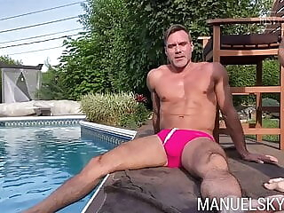Poolside Fucking - Manuel Skye & Jake Nobello 43:32 2020-12-16