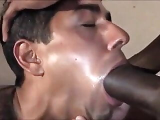Gay Deepthroat black amateur big cock