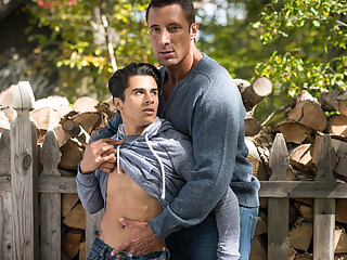 Armond Rizzo & Nick Capra in Fathers And Sons 3, Scene 03 - IconMale gay big cock gay daddy gay hd