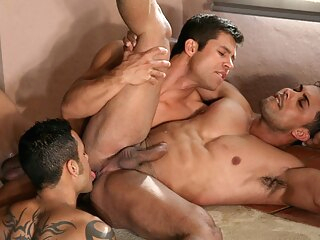 Pride, Part 2: Gustavo Arrango, Arthur Gordon Ricci Julian XXX Video: - FalconStudios gay hunk gay latin gay sex