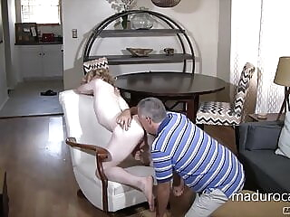 18 year old boy with his sugar daddy 5 big cock blowjob handjob