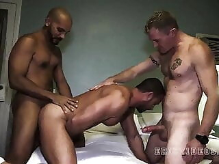 EV - Antonio Biaggi, Dy & Ali - Suck Me In My SUV bareback big cock daddy