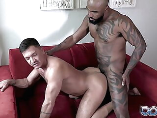 Vitor Guedes Goes Deep black bareback big cock