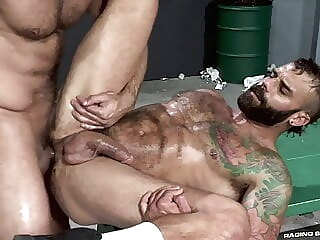 Hot Guys 19 bear big cock blowjob