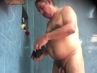 Old men in sauna gay big cock gay blowjob gay cum tribute